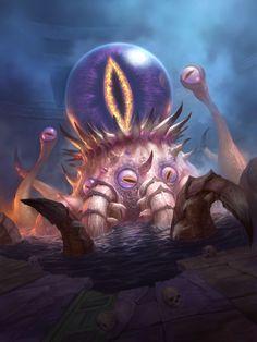 C'thun (Old God) - World of Warcraft