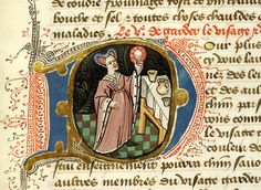 Régime du corps, MS M.0165 fol. 56r - Images from Medieval and Renaissance Manuscripts - The Morgan Library & Museum