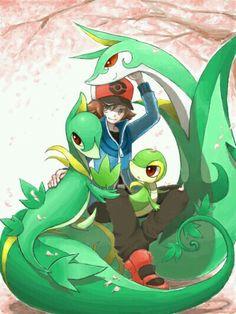 Snivy, my first Pokemon. Part of me regrets that I reset my save file. My little Ivy is gone forever. Yes, I named a Snivy Ivy. Pokemon Team, Pokemon Fan Art, All Pokemon, Pokemon Stuff, Cool Pokemon Pictures, Pokemon Gijinka, Black Pokemon, Anime, Digimon