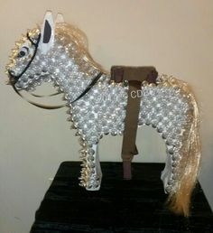 Hershey Kisses Candy Horse