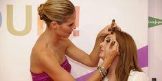 Heidi Klum & Susana Garcia (beautyblog.es)
