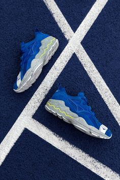 9e79ed513095 Japanese footwear veterans Mizuno and mita sneakers have linked up on a new  collaboration. Together