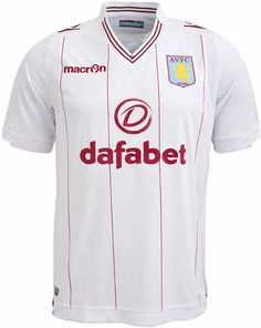 e3f7a59382 The Aston Villa Jersey 2014 - 2015 Will be Appearing in the FA Cup  Quarterfinal Round. Get a Home or Away Shirt at Soccer Box Ready for  Kickoff!