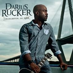 Darius Rucker, I know he used to be part of Hootie and the Blow Fish but he is a great country singer too.