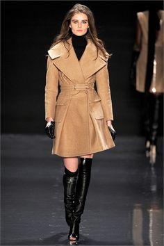 Sfilata Kaufman Franco New York - Collezioni Autunno Inverno 2013-14 - Vogue