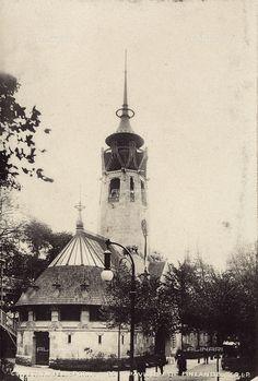 Padiglione Finlandese all'Esposizione Universale di Parigi (1900)   E. Saarinen