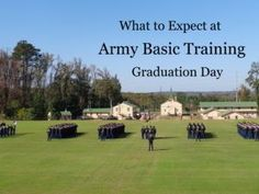 As graduation day approaches for your soldier, be prepared by knowing what to expect! It is a grand ceremony and very special day for your soldier. If you can make it to the Army Basic Training Graduation, do so!