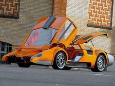 2010 Autobau Concept from Sbarro
