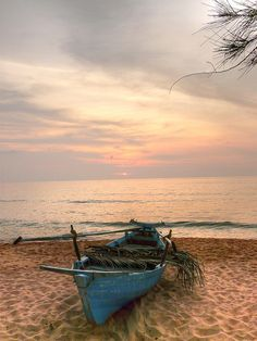 Sunset on Phu Quoc, Vietnam