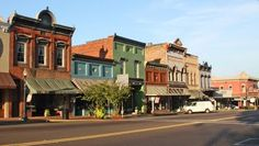 Canton, Mississippi named one of America's most beautiful squares