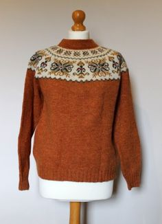 My Knitting Collection Fair Isle Chart, Fair Isle Pattern, Knitting Projects, Knitting Patterns, Knitting Ideas, Fair Isles, Fair Isle Knitting, Sweater Weather, Crochet