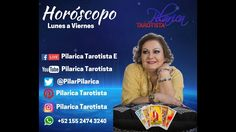 Pilarica Tarotista horóscopo 9 de enero 2018