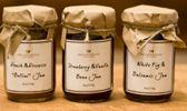 Nectarine and Bourbon Jam