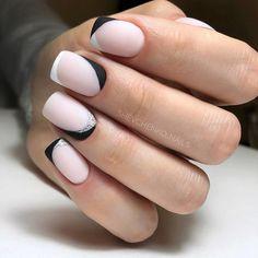 natural summer pink nails design for short square nails page 23 Natural Nail Designs, Pink Nail Designs, Short Nail Designs, Nail Polish Designs, Cool Nail Designs, Nails Design, Salon Design, Cute Nails, Pretty Nails