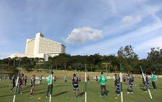 Antes de estreia no Brasileiro, Verdão terá retiro no interior e jogos-treinos