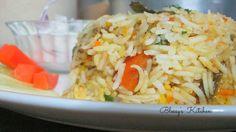 Blessy's Kitchen: Vegetable Biryani http://www.blessyskitchen.com/2014/01/vegetable-biryani.html