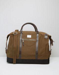Shop Sandqvist Jordan Holdall Bag In Olive at ASOS. Fila Vintage, Carry All Bag, Herschel Supply Co, Nike Running, Best Brand, Jordans, Backpacks, Asos Men, Men's Bags