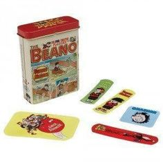 Beano Fun Plasters - Wild & Wolf  #cool #sale #gift #shopping #birthday #gifts #mzube #presents #quirky #cheap   https://www.mzube.co.uk
