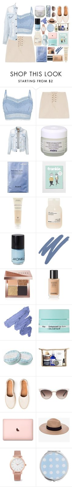 """""""☼; ONCE I WAS SEVEN YEARS OLD"""" by ashleigh989l ❤ liked on Polyvore featuring Lipsy, Sisley Paris, Aveda, Davines, Monki, NARS Cosmetics, Bobbi Brown Cosmetics, KORA Organics by Miranda Kerr, Hand in Hand Soap and Gucci"""