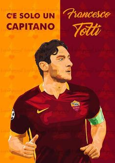 As Roma, Totti Roma, Football Players, Rome, Derby, Posters, Iphone, Celebrities, Drawings