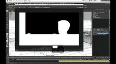 Maya-to-After Effects MultiPass Rendering Tutorial 4/16 by Andrew Klein