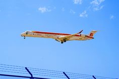 Canadair CL-600-2E25 - Almería - Iberia (aerolínea) - Wikipedia, la enciclopedia libre