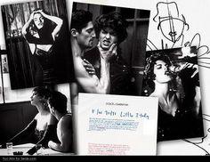 Archivio Dolce & Gabbana a/i 1990/1991 Little Italy