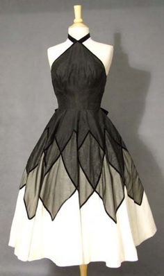 Vintage Cocktail Dress...I really want this dress