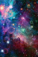 Galaxy Nebula animated GIF