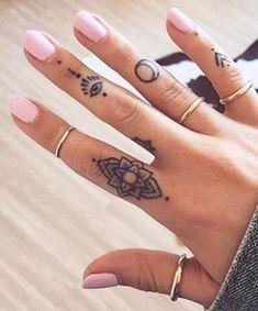 bayan parmak dövme modelleri ile ilgili görsel sonucu
