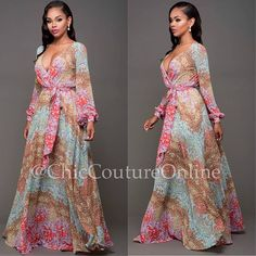 This in a similar color scheme African tye dye print African Attire, African Wear, African Fashion Dresses, African Dress, Ankara Mode, Shweshwe Dresses, Sexy Dresses, Summer Dresses, Chic Couture Online