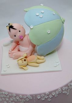 Baby Shower Topper