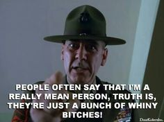 R. Lee Ermey at his best