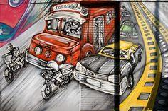 Buenos Aires graffiti/street art series3