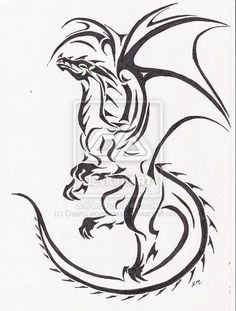 dragons tattoo - Pesquisa Google