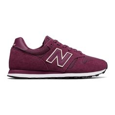 purchase cheap 8756f e705a Compra Zapatillas New Balance WL 373 Suede granate mujer en deporvillage  por sólo 55,95