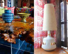 Take a look inside Nanette Lepore's Groovy Amagansett Cabin.