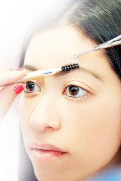 Eyebrow Pencil - Eyebrow Shaping Tips - ELLE