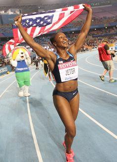 5 Success Secrets From the World's Speediest Woman, Carmelita Jeter
