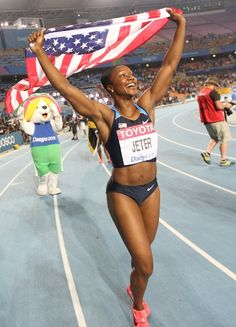 5 Success Secrets From the World's Speediest Woman, Carmelita Jeter