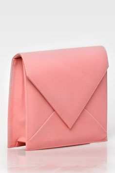 Cantalope 02 clutch bag #clutchbag #taspesta #handbag #fauxleather #kulit #messengerbag #envelope #amplop #fashionable #simple #elegant #stylish #pink
