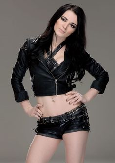 Hope we get to see her soon. The Divas needs a bad ass chick on the roster-Paige from NXT
