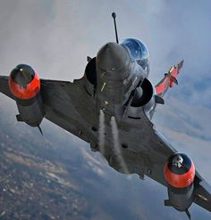 Mirage 2000- Never seen a bad picture of this a/c... stunning French design.