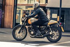 The new Triumph Street Cup.