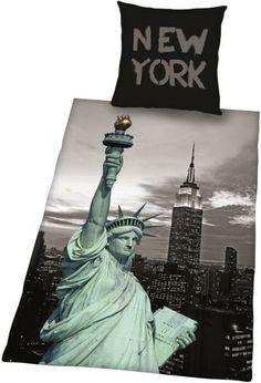 Pussilakanasetti - New York 39,95€