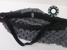Macrame' shopping bag / Makramowa torba na zakupy by Tender December, Alina Tyro-Niezgoda