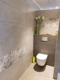 Compact Bathroom, Bathroom Toilets, Small Bathroom, Toilet Tiles Design, Wc Design, Modern Bathroom Design, Bathroom Interior Design, Small Toilet Room, Plafond Design