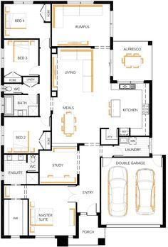 Dakota 27 Floor Plan