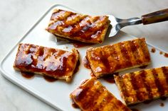 Tofu With Hot Chipotle Barbecue Sauce — Recipes for Health - NYTimes.com