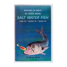 Fishing Book - Salt Water